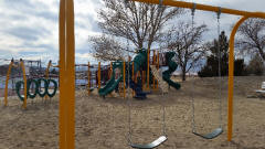 Harvey Park Playground Equipment